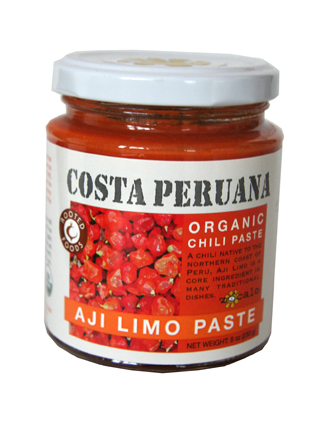 Aji Limo Organic Chili Paste