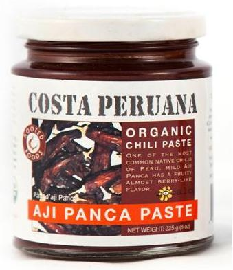 Aji Panca Organic Chili Paste