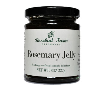 Rosemary Jelly (Rosebud Farm)