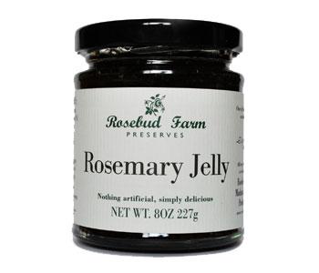 Rosebud Farm Rosemary Jelly