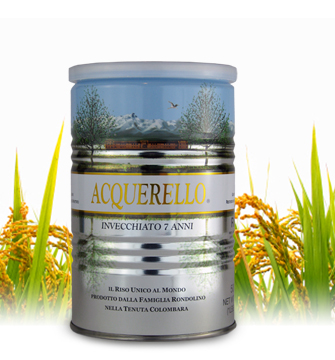 Acquerello Carnaroli Rice (aged 7 years)