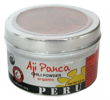 Aji Panca Organic Chili Powder