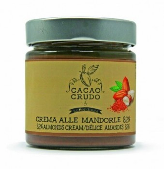 Raw Sicilian Almond Cream (Organic)