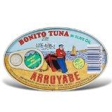 Arroyabe Bonito Tuna (4 ounce tin)