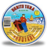 Arroyabe Bonito Tuna (9.2oz tin)