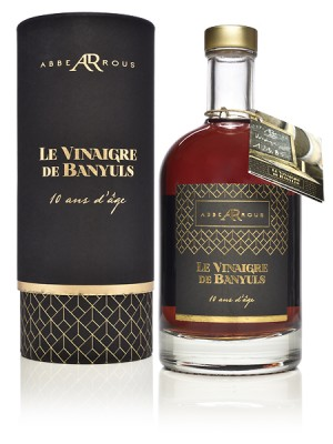 Banyuls Vinegar Grand Reserve Barrel Select (Aged 10 Years) (La Cave de lAbbe Rous)