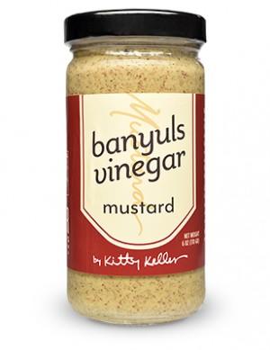 Banyuls Vinegar Mustard (Coarse)