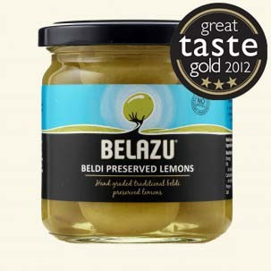 Belazu Beldi Preserved Lemons
