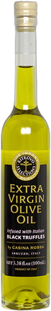 Black Truffle Extra Virgin Olive Oil (Casina Rossa)