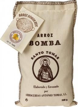 Santo Tomas D.O. Bomba Rice (500 gram)