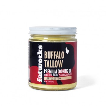 Buffalo Tallow (Organic) (FatWorks)