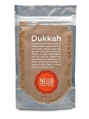 Dukkah (Traditional)