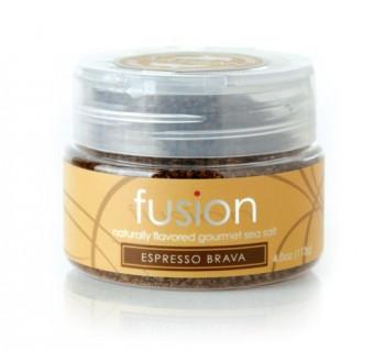 Espresso Brava Fusion Sea Salt