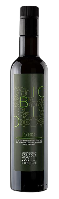 Colli Etruschi Organic Extra Virgin Olive Oil (Lazio)
