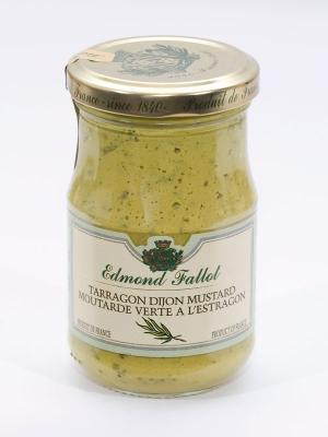 Tarragon Dijon Mustard (Edmond Fallot)