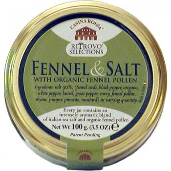 Fennel & Salt with Organic Fennel Pollen