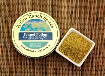 Fennel Pollen (Organic)