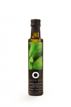 Fresh Basil Olive Oil by O