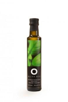 Fresh Basil Olive Oil by O
