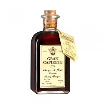 Gran Capirete 50 year old Sherry Vinegar (D.O. Vinagre de Jerez)