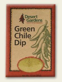 Green Chile Dip (Desert Gardens)