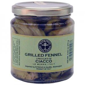 Grilled Fennel (I Peccati di Ciacco)