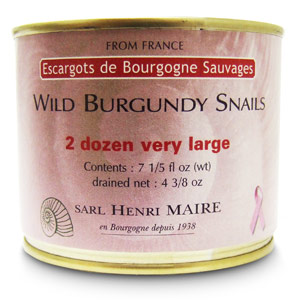 Escargots (Very Large) (Henri Maire)