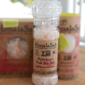 HimalaSalt™ Coarse Grain with Refillable Grinder