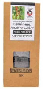 Kampot Black Peppercorns (Organic)