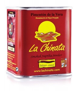 La Chinata Smoked Paprika (Bittersweet)
