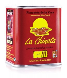 La Chinata Smoked Paprika (Hot)