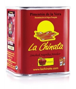 La Chinata Smoked Paprika (Sweet)
