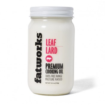 Leaf Lard (FatWorks)