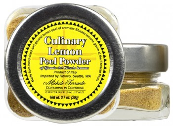 Culinary Lemon Peel Powder (Ferrante)