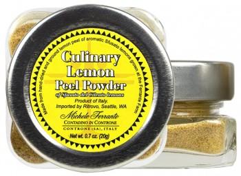 Culinary Lemon Peel Powder (Ferrante)