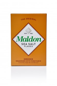 Maldon Smoked Sea Salt (Organic)