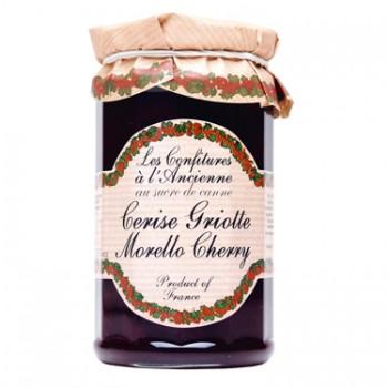 Morello Cherry Jam (Les Confitures à l'Anciennes)
