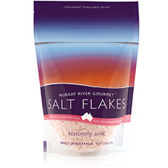 Murray River Pink Salt Flakes