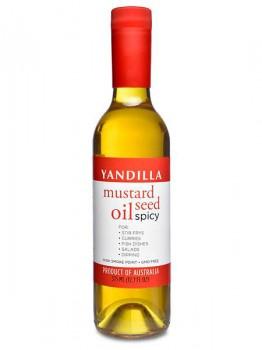 Mustard Seed Oil (Yandilla)