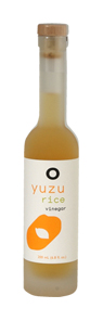 Yuzu Rice Vinegar by O