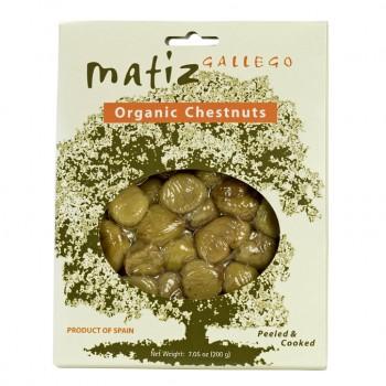 Matiz Gallego Organic Chestnuts