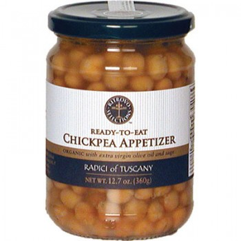 Baby Chickpea Appetizer Organic (Radici)
