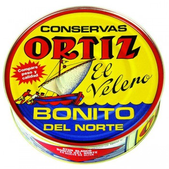 Bonito Tuna (8.81 ounce tin)