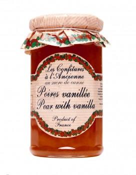 Pear-Vanilla Jam (Les Confitures à l'Anciennes)