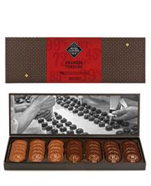 Grandes Teneurs Cocoa Percentage Tasting (Cluizel)