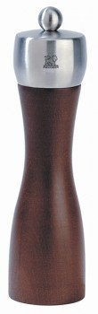 Fidji Pepper Mill - Cherry Wood & Stainless Steel (20cm) (Peugeot)