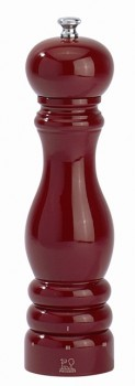 Paris uSelect Pepper Mill - Red Lacquer (22 cm) (Peugeot)