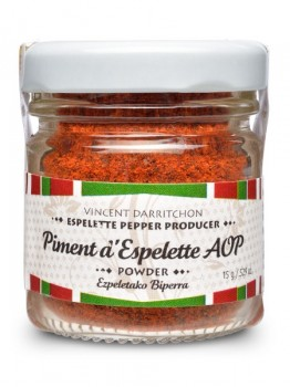 Piment dEspelette Powder AOP La Maison Du Piment (15 gram)