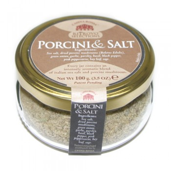 Porcini & Salt