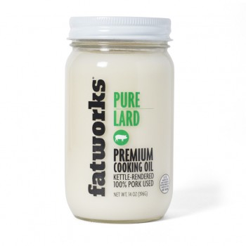 Pork Lard (FatWorks)